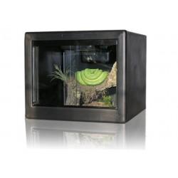 Terrario HERPTEK 60x60x50 cm Black